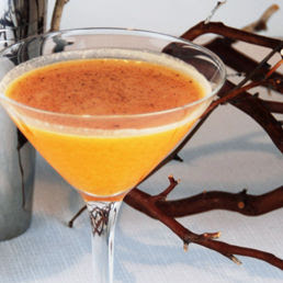 ArtBar's Pumpkin Pie Martini